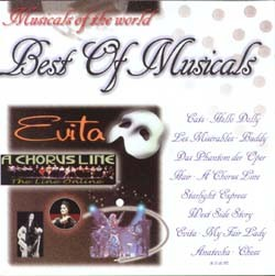 Musicals of The World - Best Of Musicals