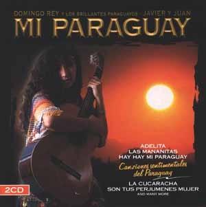 Domingo Rey Y Los Brillantes Paraguayos - Mi Paraguay