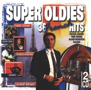 Diverse - Super Oldies - French Hits