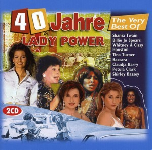 Diverse - 40 Jahre The Very Best Of Lady Power