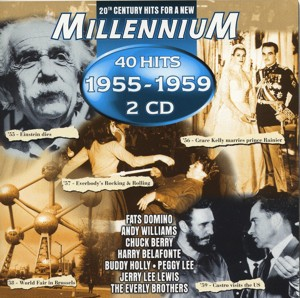 20th Centuri Hits for a new Millennium - 1955-1959 40 Hits