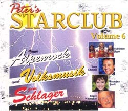 Diverse - Peters Starclub Vol. 6 - 3CD-Box