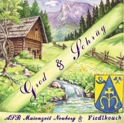 ASB Maienzeit & Fiedlkouch - Grod & Schräg