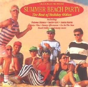 Diverse - Summer Beach Party