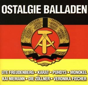 Ostalgie Balladen - Ute Freudenberg - Karat - Puhdys - und viele mehr