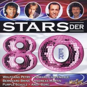 Diverse - Stars der 80er