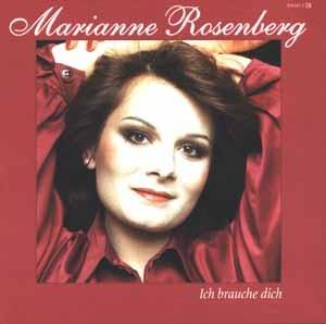 Marianne Rosenberg - Ich brauche dich