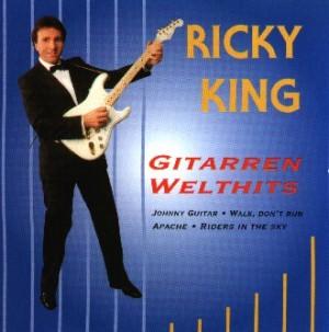 Ricky King - Gitarren Welthits