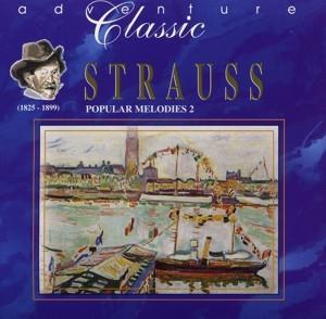 Orchester der Wiener Volksoper - Strauss - Popular Melodies 2