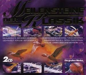 Diverse - Meilensteine der Klassik - 2CD-Box