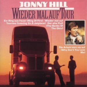 Jonny Hill - Wieder mal auf Tour