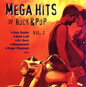 Diverse - Mega Hits Of Rock & Pop 2