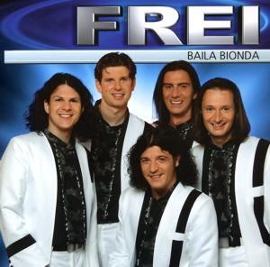 Frei - Baila Bionda