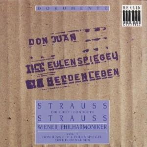 Wiener Philharmoniker - Strauss dirigiert Strauss