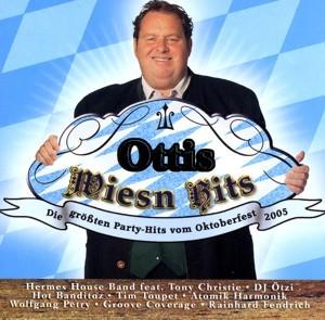 Ottis Wiesn Hits - Die größten Party-Hits vom Oktoberfest