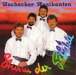 Hochecker Musikanten - Sturm der Gefühle