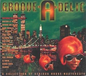 Diverse - Groove A Delic