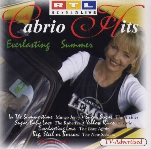 Diverse - Cabrio Hits - Everlasting Summer
