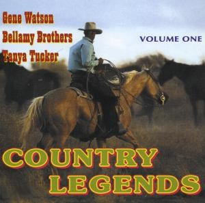 Diverse - Country Legends vol.1