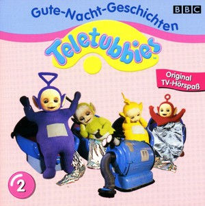 Teletubbies - Spaß mit den Teletubbies 2
