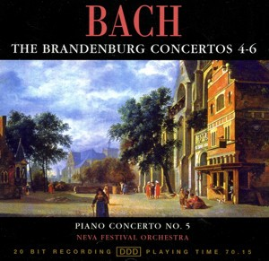 Bach - The Brandenburg Concertos 4-6