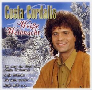 Costa Cordalis - Weiße Weihnachten