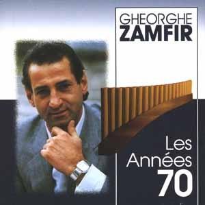 Gheorghe Zamfir - Les Annees 70