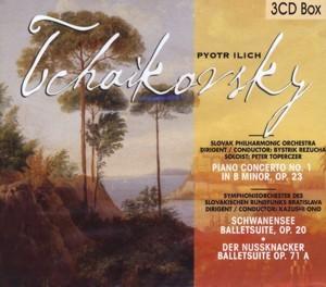 Pyotr Ilich Tchaikovsky - Slovak Philharmonic Orchestra