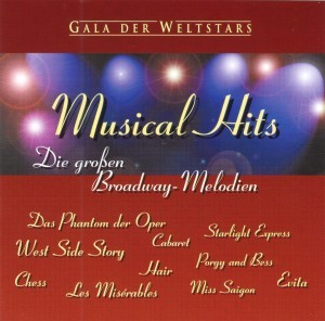Gala der Weltstars - Musical Hits