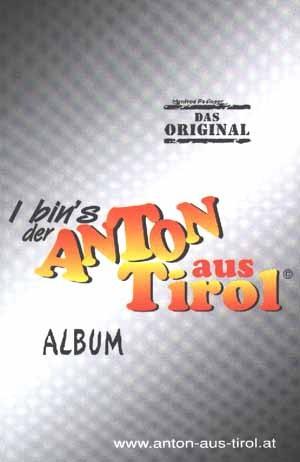 Anton aus Tirol - Album