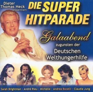 Dieter Thomas Heck präsentiert - Die super Hitparade
