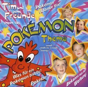 Tim und seine Freunde - Pokemon Thema