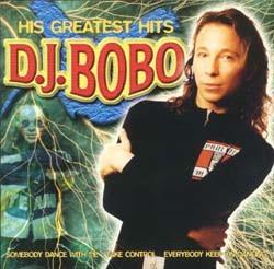 D.J. Bobo - His Greatest Hits