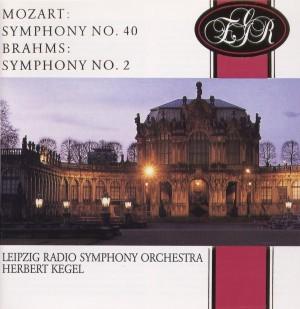 Leipzig Radio Symphony Orchestra - Mozart, Brahms
