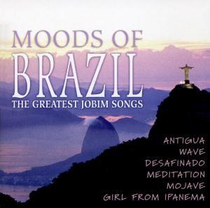 Moods Of Brazil - The Greatest Jobim Songs