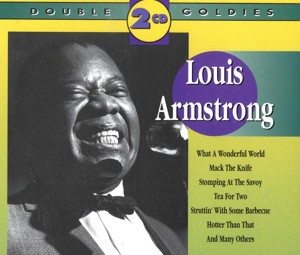 Louis Armstrong - Double Goldies - 2CD-Box