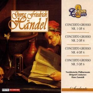 Hans Zanotelli - Georg Friedrich Händel