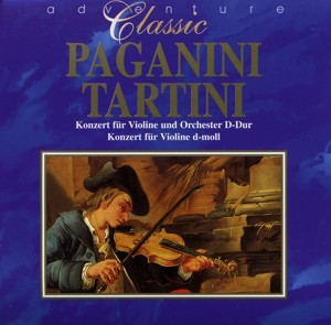 Camerata Academica Würzburg - Paganini - Tartini