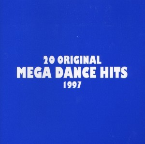 Diverse - 20 Original Mega Dance Hits 1997