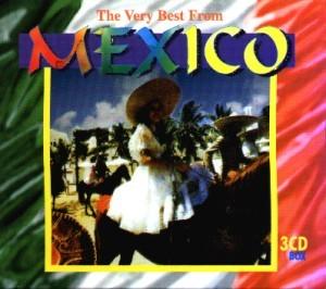 Diverse - Mexico - 3CD-Box