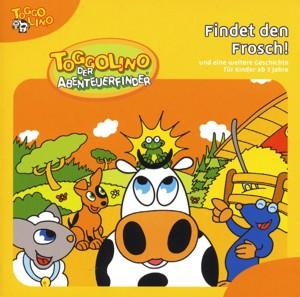 Toggolino der Abenteuerfinder - Findet den Frosch - Der unterirdische See