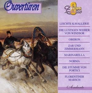 Rundfunkorchester Bratislava - Overtüren
