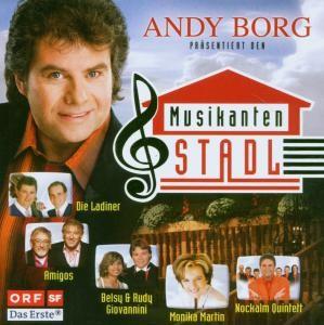 Andy Borg präsentiert den Musikantenstadl