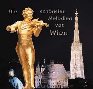 Joh. Strauß, Robert Stolz, Fr. Lehar u.a. - Souvenirs aus Wien