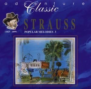 Orchester der Wiener Volksoper - Strauss - Popular Melodies 3