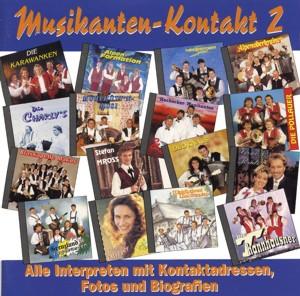 Diverse - Musikanten-Kontakt 2