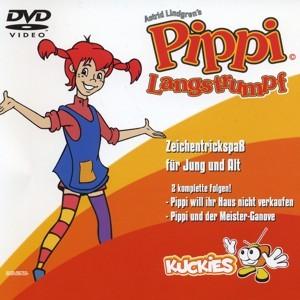 Pippi Langstrumpf - Zeichentrickspaß für Jung und Alt