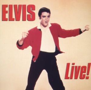 Elvis Presley - Elvis Live