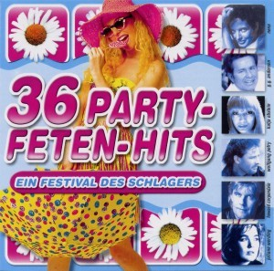 Diverse - 36 Party-Feten-Hits