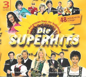 Diverse - Die Superhits - 3CD-Box